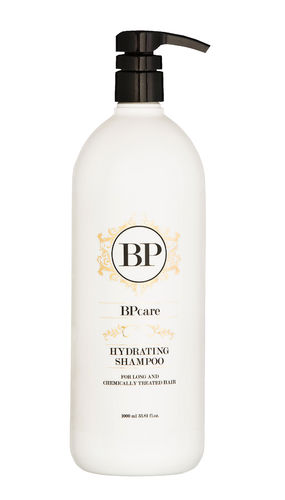 BPcare Hydrating Shampoo 1000ml + pump bottle