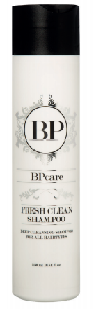 BPcare Fresh Clean Shampoo 250ml 5+1 OFFER