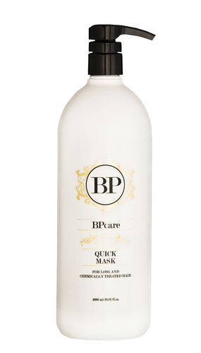 BPcare Quick Mask 1000ml + pump bottle