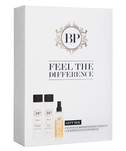 BPcare Gift Box For Long And Chemically Treated Hair