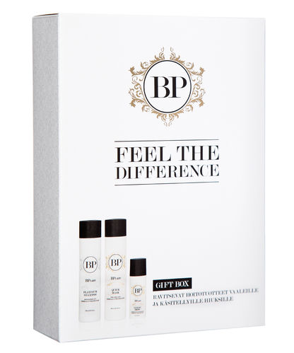BPcare Gift Box For Blonde And Chemically Treated Hair