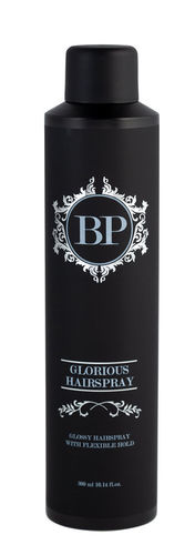 BP Glorious Hairspray 300ml 6kpl myyntierä