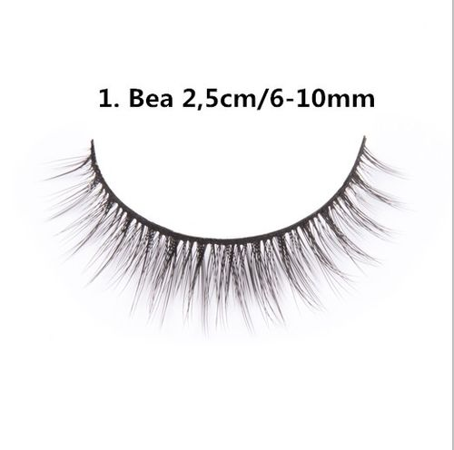 BP Magnetic Lashes 2in1 Bea C curve