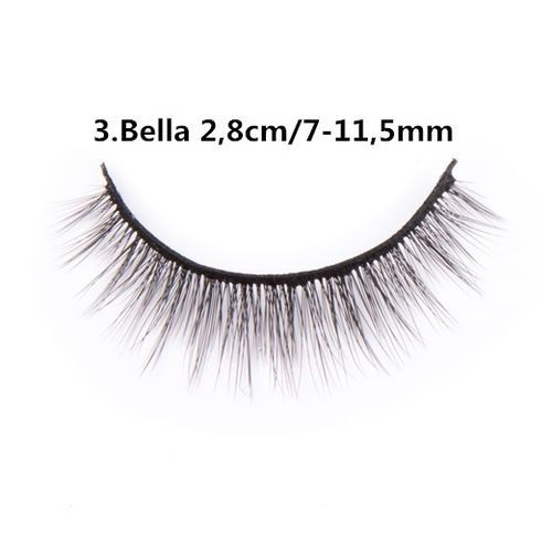 BP Magnetic Lashes 2in1 Bella D curve