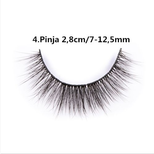 BP Magnetic Lashes 2in1 Pinja C curve