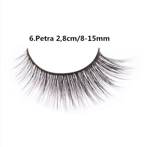 BP Magnetic Lashes 2in1 Petra D curve