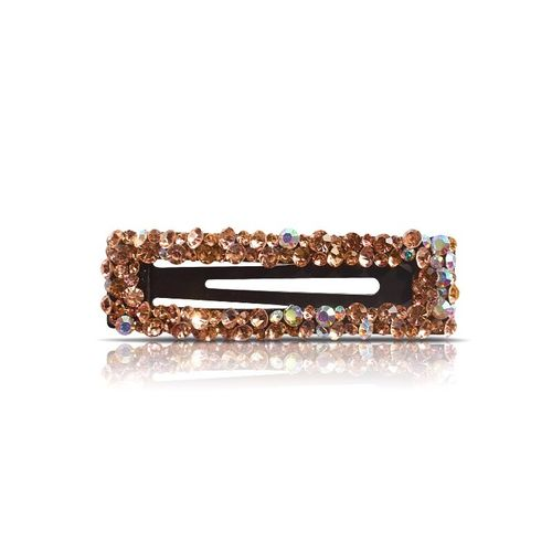BP Accessories Winter Edition Crystal Hair Clip (flat)