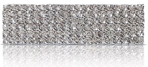 BP Accessories Winter Edition Hair Clip Strass rectangle