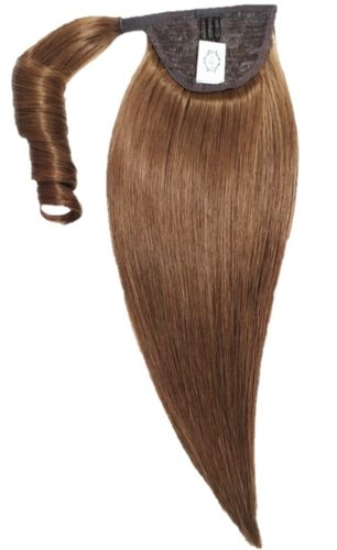 BPhair Ponytail extension Warm Brown