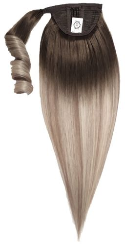 BPhair Ponytail extension ombre Cool Blonde