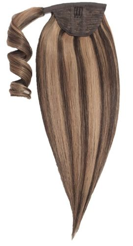 BPhair Ponytail extension Brown highlights