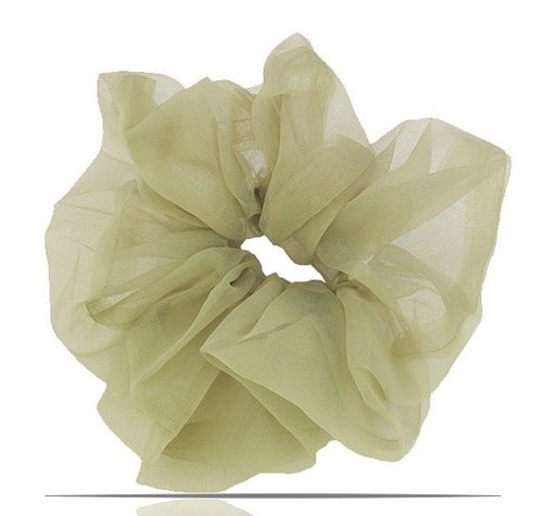 BP Accessories jättiscrunchie organza (20cm halkaisija) Matta