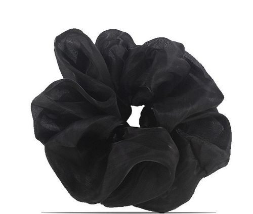 BP Accessories jättiscrunchie organza (20cm halkaisija)