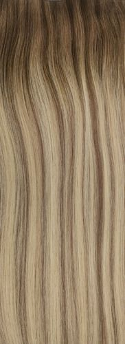 BPhair Double Halo 40-45cm Ombre Cool Blonde